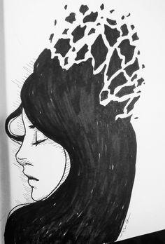 Hump Day Art - Inktober Part 2