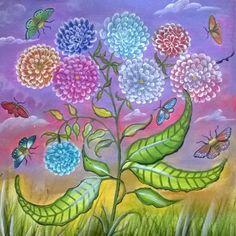 Inspirational Coloring Pages #inspiração #coloringbooks #livrosdecolorir #jardimsecreto #secretgarden #florestaencantada #enchantedforest #reinoanimal #animalkingdom #adultcoloring #johannabasford #lostocean #oceanoperdido