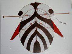 名古屋古流凧・日本の凧の会東海 Kite Building, Kites Craft, Kite Designs, Kite Making, Kitesurfing, Nagoya, Objects, Asian, Japanese