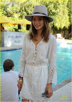 Jamie Chung at Coachella Music Fest April 12,2015