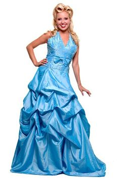 Ball Gown Formal Prom Wedding Dress