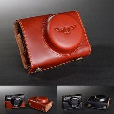 Para Canon G7X cámaras funda funda de cámara por CamerasBagShop