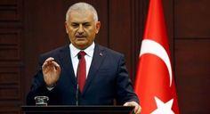 #SİYASET Niye benim için çalışıyorsun Kılıçdaroğlu?: Başbakan Yıldırım, 'Büyük Sivas Buluşması'nda konuştu. Kılıçdaroğlu'nun 'Biz Binali…