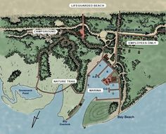 Watch Hill National Park in Fire Island, NY