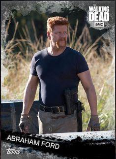 Walking Dead Pictures, Walking Dead Funny, Walking Dead Zombies, Fear The Walking Dead, Rip Glenn, Abraham Ford, Anger Issues, Bellisima, Tv Series