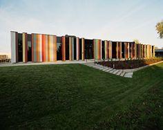 Oslo International School by JVA, Oslo, Norway