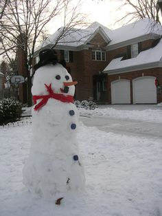 It's too Early for Snow!   My Colombian Recipes  Snowman Too Much Snow