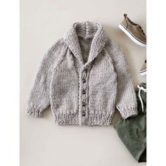 Free Knitting Pattern Baby Cardigan with Cables. Skill Level: Intermediate Sizes: months, 6 months, 12 months, 2 years, 3 years and 4 years Cabled baby cardigan. Free Pattern More Patterns Like This! Easy Baby Knitting Patterns, Baby Cardigan Knitting Pattern Free, Cardigan Pattern, Baby Patterns, Knit Patterns, Free Knitting, Toddler Cardigan, Shawl Collar Cardigan, Cable Cardigan