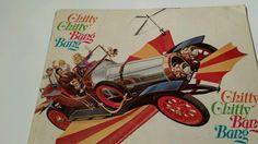 Chitty Chitty Bang Bang Souvenir Book 1968