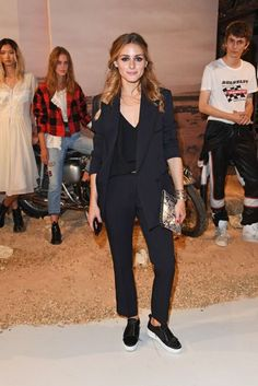 London Fashion Week Front Row And Parties | Olivia Palermo
