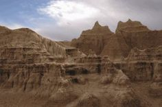 After Big Bend, The Badlands seems like a great follow up