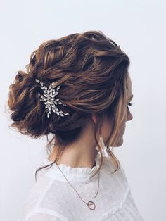 Amanda Hopcraft Makeup and Hair Artists | Wedding Beauty Services in Saint Augustine Sleek Hairstyles, Wedding Hairstyles For Long Hair, Wedding Hair And Makeup, Wedding Beauty, Hair Makeup, Bridesmaid Hair, Prom Hair, Hair Inspo, Hair Inspiration