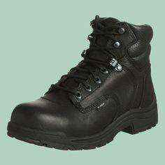 Timberland PRO Women's 72399 Titan 6″ Safety-Toe Boot