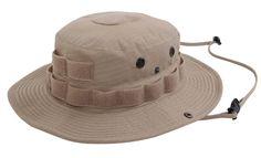 American Sun Peak Bucket Bush Cap Field Army Cotton US Tiger Stripe Boonie Hat