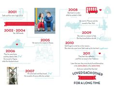Best Wedding Announcement Ever. This is a really cute info graphic type announcement. Love the personality shown in the pictures too! Save The Date, Find Your Friends, Cute Love Stories, Wedding Consultant, Invitation Card Design, Map Invitation, Wedding Announcements, Best Memories, Love And Marriage