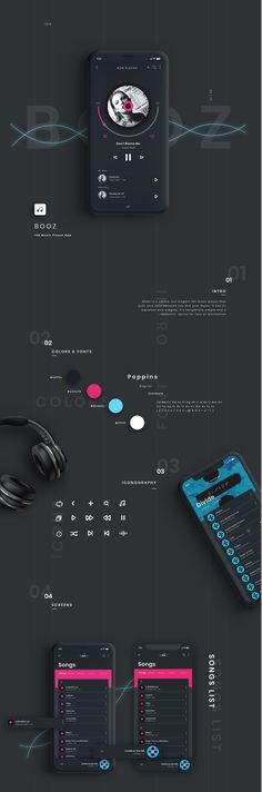 Music design website layout ideas for 2019 Web And App Design, Ios App Design, Mobile App Design, Interface Design, User Interface, Mobile Ui, App Design Inspiration, Graphisches Design, Layout Design