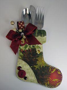 BoBunny: Christmas Dinner and a bit of Romance!