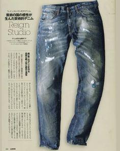 reignblog: Leon Magazine. Japan ADV