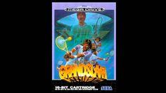 Grand Slam  Sega Mega Drive Genesis Complete Soundtrack OST