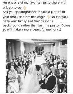 Memorable wedding photography snaps score beautiful creativity out of this pho Cute Wedding Ideas, Wedding Goals, Wedding Pictures, Perfect Wedding, Fall Wedding, Our Wedding, Wedding Planning, Dream Wedding, Wedding Stuff