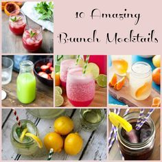10 Amazing Non-Alcoh     10 Amazing Non-Alcoholic Brunch Drink Recipes