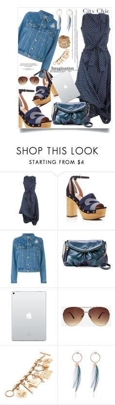 """""""Street style"""" by hani-bgd ❤ liked on Polyvore featuring Vivienne Westwood Anglomania, Sigerson Morrison, Diesel, Juicy Couture, Ashley Stewart, Chanel, Balenciaga, StreetStyle and summertofall"""