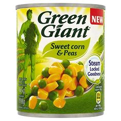 Green Giant Sweetcorn Plus Peas (198g) - Pack of 2 Read more  at the image link.