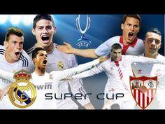 All Goals and Highlight Real Madrid vs Sevilla [3-2] Super Eropa Cup 2016
