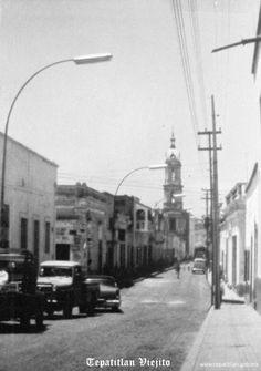 Calle de Tepatitlan de Morelos Jalisco Mexico los Altos de Jalisco