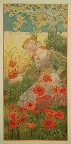 Alexandre de Riquer - Art Nouveau