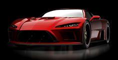 Mach7 Motorsports, the Falcon. New American Supercar.