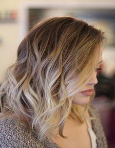 Frisuren 2017: das ist die Frisur für 2017, eine wellige bob/ curly bob