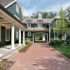 Winnetka Remodel - traditional - exterior - chicago - Highgate Builders