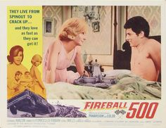 "Lobby Card for the AIP film ""Fireball starring Annette Funicello and Frankie Avalon Frankie Avalon, Annette Funicello, Action Movies, American Actress, Disneyland, Chill, Singer, Scully"