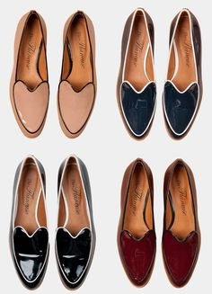 The Flaneuse Loafers