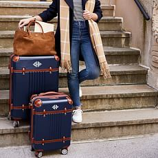 Personalized Luggage & Overnight Bags | Mark and Graham