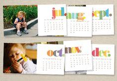 Calendars – Paper Coterie