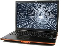 CRACKED SCREEN LAPTOP PRANK