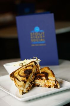 Keeping a classic fresh, Stout Street Social's take on the Reuben. You can see more at: http://www.stoutstsocial.com
