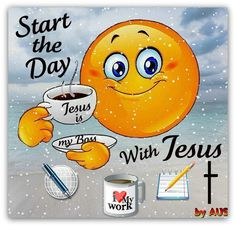 Start the Day with Jesus