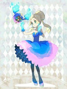 Lillie and Nebby. I hope Lillie comes back from Kanto in USUM. Pokemon Mew, Gijinka Pokemon, Pokemon Comics, Pokemon Fan Art, Pokemon Rosa, Pokemon Stuff, Pokemon Human Form, Pokemon Alola Forms, Cute Pokemon Wallpaper