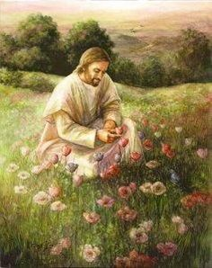 My personal Lord and Savior Christ Jesus! Bibel Journal, Lilies Of The Field, Pictures Of Jesus Christ, Lds Art, Jesus Christus, Prophetic Art, Jesus Art, Jesus Is Lord, Religious Art