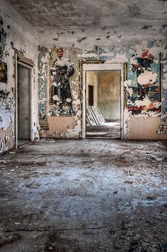 left behind #abandoned