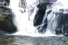 Cachoeira João Gonçalves - Lambari, MG.