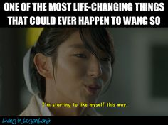 Scarlet Heart: Ryeo Episode 8 & And Now Everything Falls Apart Drama Fever, Drama Drama, Moon Lovers Quotes, Criminal Minds 2017, Everything Is Falling Apart, Wang So, Drama Funny, Kdrama Memes, Handsome Korean Actors