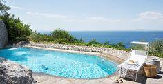 Villa Indaco, Massa Lubrense. € 6500 - € 9700 /week  http://www.homeinitaly.com  #LuxuryVillasInItalyForRent #luxury #villas in #Italy. Your #fabulous #Italian #vacation