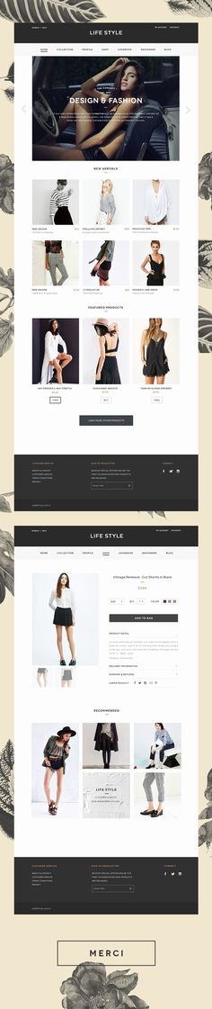 Simple ecommerce