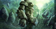 Golem - Seres Mitológicos y Fantásticos