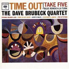 The Dave Brubeck Quartet — Blue Rondo a La Turk -1959