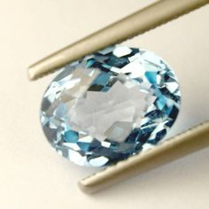 3-17-Ct-Sky-Blue-Brazil-Topas-Oval-Checkerboard-ZERTIFIKAT